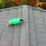 Roof after refurbishment