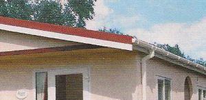 Soffit and Fascia detail